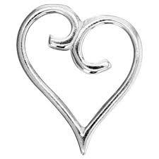 Scroll Heart S6220