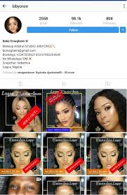 makeup artist in atlanta 8 bibyonce 98 1k followers