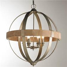 wood globe pendant light amazing of chandelier metal and shade wine bar fixture puzzle lantern jpg