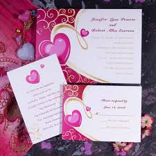 wedding invitations with hearts heart wedding invitations heart wedding invitations by created your