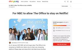 Petition Office Thousands Of Distraught Fans Of The Office Have Already