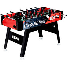 Miniature Wooden Foosball Table Game EastPoint Sports 100inch Coffee Table Soccer Foosball Game Table 84