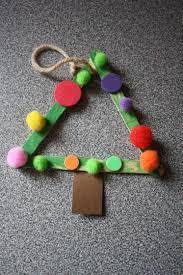 Ideas For Christmas Ornaments U2013 MobiledavemeEasy Toddler Christmas Crafts