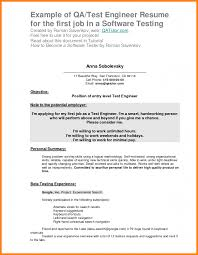 Download First Resume Objective Haadyaooverbayresort Com