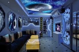 Space Bedroom Wallpaper Space Themed Bedroom 4 Space Pinterest Spaceships Space