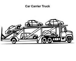 Small Picture Car Trailer Coloring PagesTrailerPrintable Coloring Pages Free
