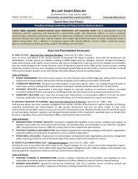 Leadership Resume Example Development Sample Skills College | Intexmar