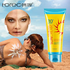 <b>ROREC Sunscreen SPF</b> 30+<b>facial</b> & Body <b>Cream Sunblock</b> ...