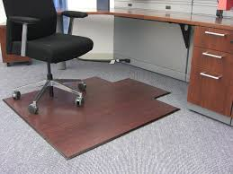 Office Chair Pads For Hardwood Floors Rolling Chair Floor Mat