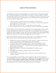 Ideas Of Sample Recommendation Letter For A Phd Student About