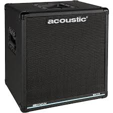 Acoustic BN112 400W 1x12 Compact Bass Speaker Cabinet | Musician's ...