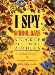 i spy days a book of picture riddles jean marzollo inspired a photo shoot of items from my child s year