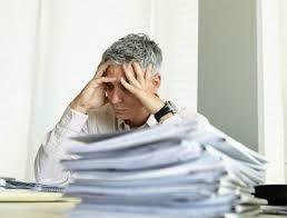 Resultado de imagen para imagenes de estrés laboral