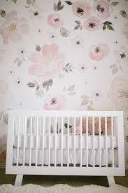 rose swaddle crib