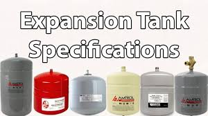 Extrol Expansion Tank Sizing Chart How To Size And Select A Proper Expansion Tank