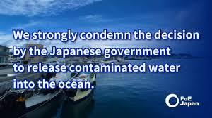 日本地球之友、欧洲议会议员:谴责日本排放核废水的理由-乌有之乡