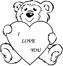 Hearts Coloring Pages Klubfogyas