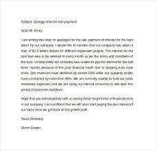 apology letter for delay in payment sample business apology letter for late payment the letter sample