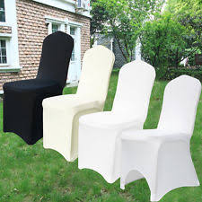 dining room chair skirts. 1 4 10 50 100 Chair Covers Dining Room Stretch Spandex Seat Wedding Flat Arched Skirts A
