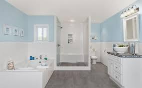 oversized tub and shower combo one piece fiberglass 2 unit amazing wide bathroom