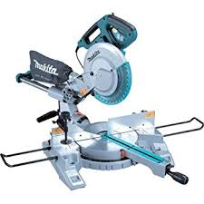 makita miter saw. makita ls1018 10-inch dual slide compound miter saw k