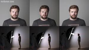 Different Sources Of Light In Photography Portrait Lighting Height Of The Light Source Blog