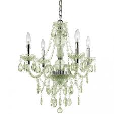 plastic chandelier crystals dollar pendant light fake for bedroom these bottles were transformed into fun
