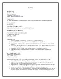 Fire Chief Resume Sample Resume Nuclear Security Officer Resume Fire ...
