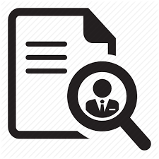 Resume Icons Cool Find Grid Job Noun Project Resume Search Icon