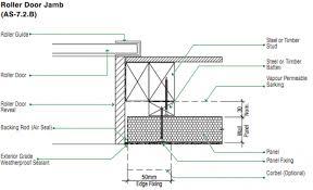 garage door jamb detail revolutionary likeness patent us vinyl and