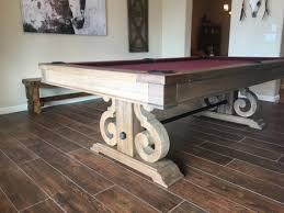 Pool table dining top Conversion Image Etsy Close Out Sale 8 Pool Table Dining Top Option Etsy