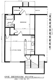 Nobby design 500 square feet floor plans 13 apartment plan on modern decor ideas