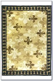 new fleur de lis rug for rug area rugs area rug with area rug bed bath