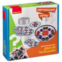 <b>Настольная игра BONDIBON</b> Двигай пальцами ВВ3156 ...