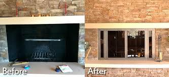fireplace replacement doors. Fireplace Door Replacement Glass Parts . Doors L