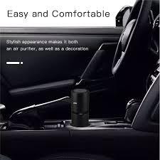 Máy Lọc Không Khí Mini Cho Xe Hơi Máy Lọc Không Khí USB Ion Âm Cầm Tay Chất  Làm Sạch Anion Khử Mùi Loại Bỏ Formaldehyd JD086-GQ