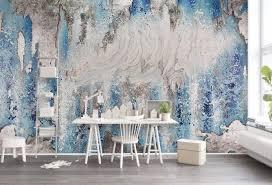Decor Cafe Design Nature Wall ...