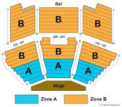 Borgata Music Box Tickets And Borgata Music Box Seating
