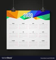 Schedule Calender 2020 Calendar Annual Schedule Planner