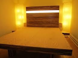 bamboo flooring platform bed