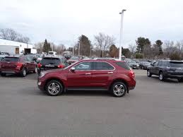 certified used 2017 chevrolet equinox