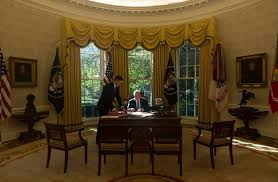 oval office history. President Trump In The Oval Office. One For History Books! Oval Office History S