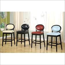 24 inch bar stool with back kitchenrolling saddle stool with back for modern household 24 inch pub table remodel