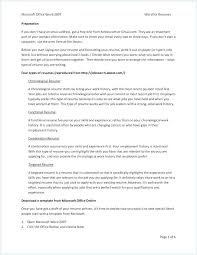 Combination Resume Templates Interesting Combination Resume Template Word Beautiful Resume Template Microsoft