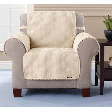 sure fit patio furniture covers. Sure Fit® Quilted Corduroy Chair Pet Cover, Cream Fit Patio Furniture Covers O