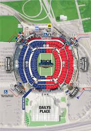 Stadium Information Florida Georgia