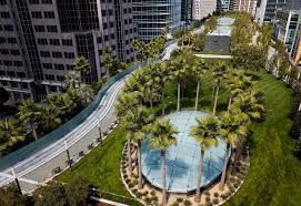 s f s knockout garden takes root atop transbay transit center