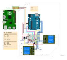 home automation using raspberry pi 2 and windows 10 iot hackster io fritzing schematic file