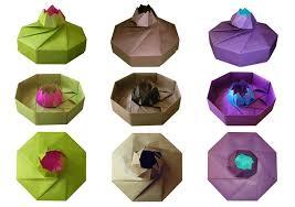 tomoko fuse octagonal box waterlily origami constructions tomoko fuse box instructions tomoko fuse octagonal box waterlily