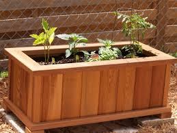 Planter Garden Planter Boxes Ideas Iimajackrussell Garages Cedar Planter Box Designs